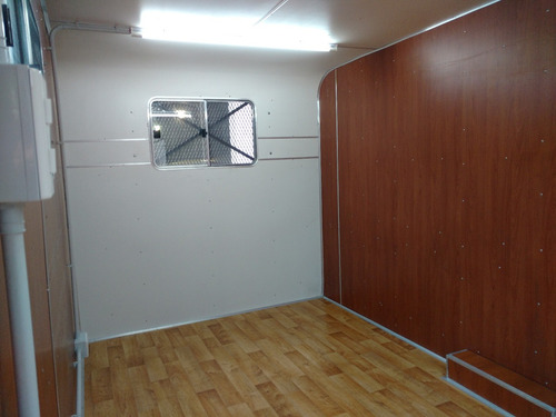 casa rodante brandsen rural u oficina vacia 4,00 mts.