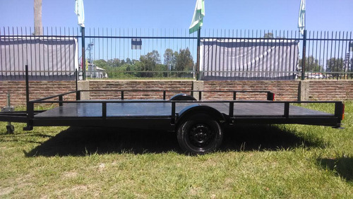 casa rodante brandsen trailer  plancha 0km 2020