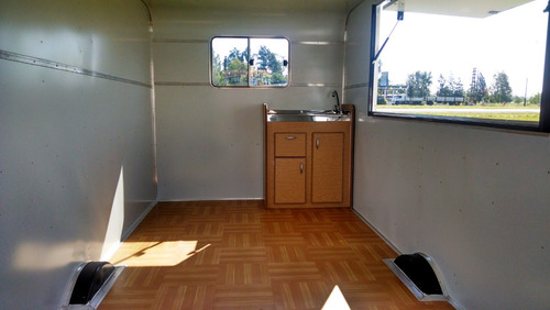 casa rodante brandsen.trailer gastronom 4,00 mts