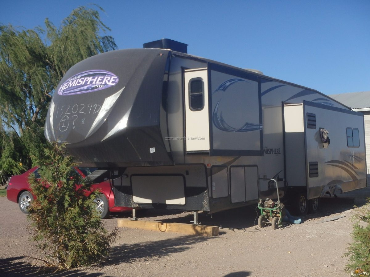 Casa Rodante Camper Mobil Home Traila House U S 25 000