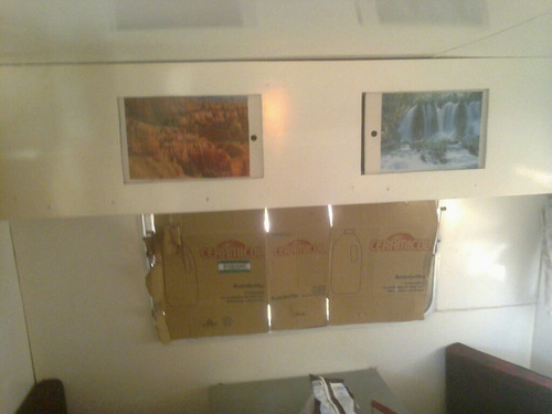 casa rodante con aire acondicionado