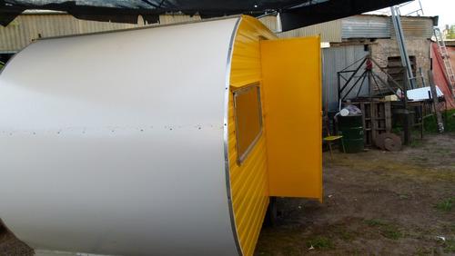 casa rodante con slide out