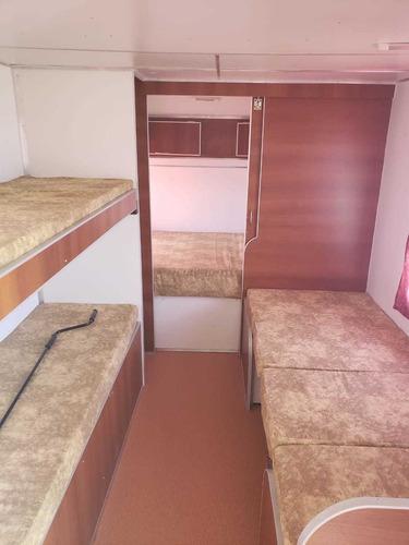 casa rodante de  520 kaisen doble eje no motor home