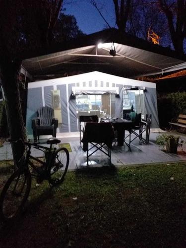 casa rodante itati premium de tiro insptalada en camping