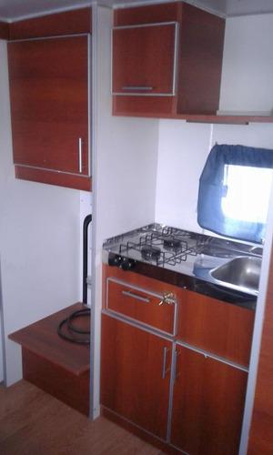 casa rodante kaisen 400 venta completa 0 km casilla