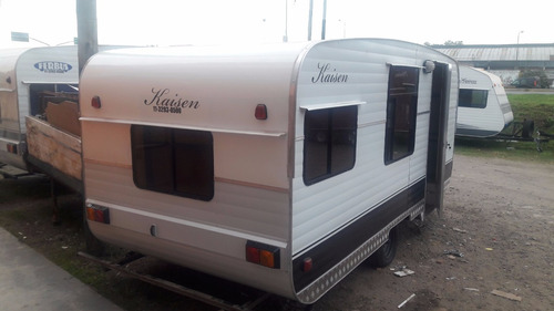 casa rodante kaisen 450 full  venta 0 km  nueva