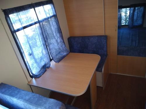 casa rodante kaisen 450 usada 2019 completa para 5 pers