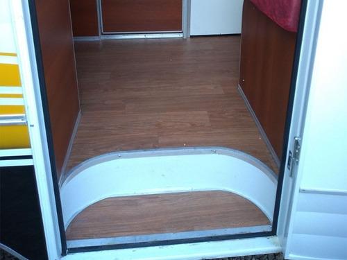 casa rodante kaisen de 4mts a estrenar completa
