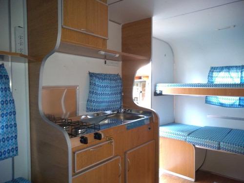 casa rodante kaisen euro 380 a estrenar