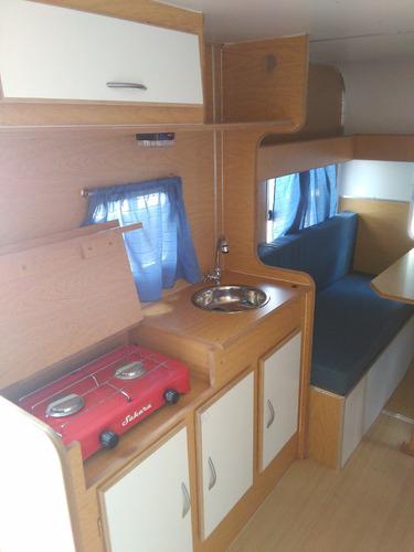casa rodante lomas camping modelo 400 ronik equipamientos