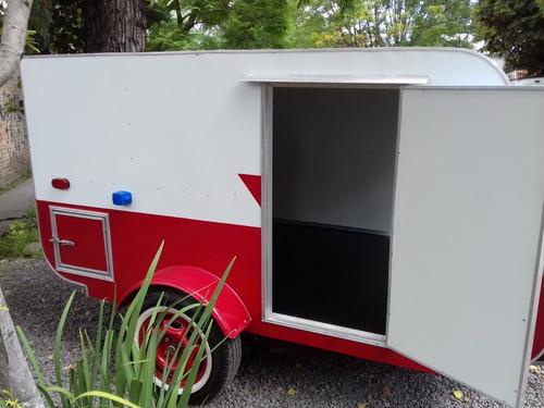 casa rodante mini