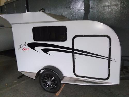 casa rodante mini sport 240 lomas camping  ronik