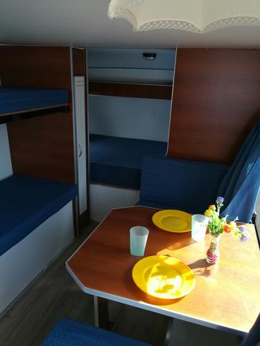 casa rodante mini sport 440 para 5 personas lomas camping