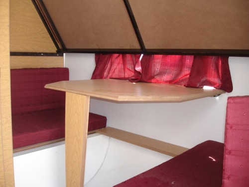 casa rodante - modelo 350 - lomas camping - cañuelas