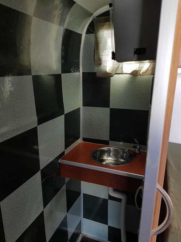 casa rodante modelo 350 luxe para 3 personas lomas camping