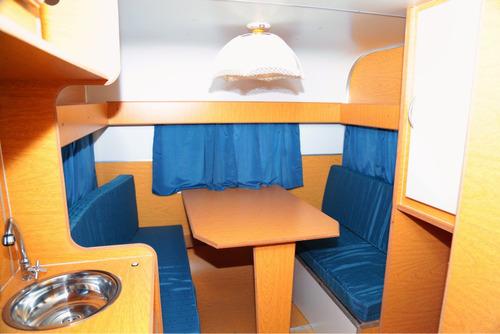 casa rodante - modelo 400 - lomas camping - cañuelas
