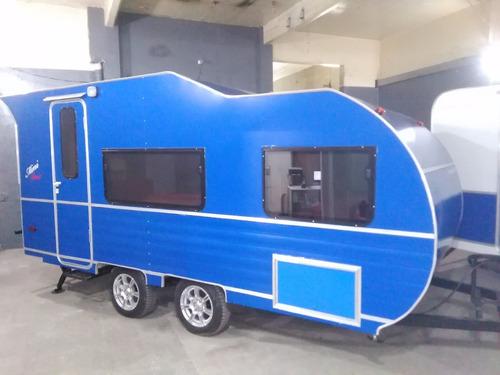 casa rodante modelo mini sport 440 lomas camping