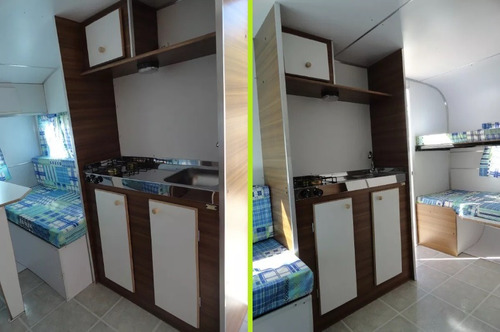 casa rodante nueva para 3 personas
