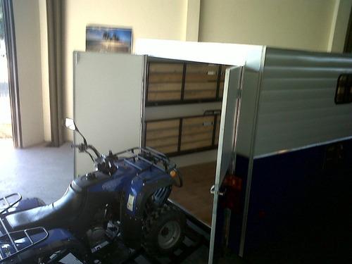 casa rodante para cuatri, acapulco carga 0km