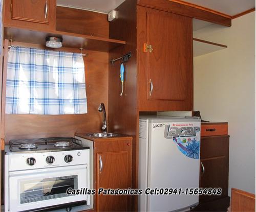 casa rodante patagonica full  usada y nueva