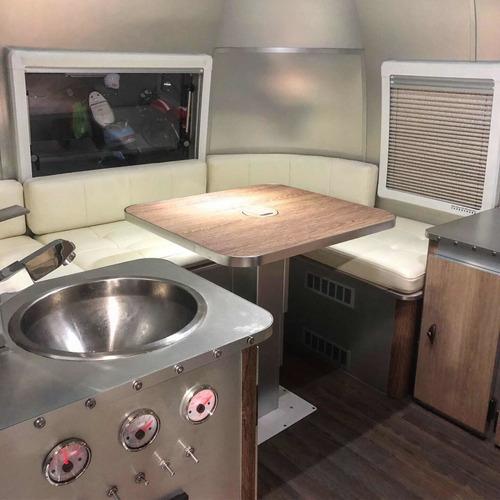 casa rodante patentable aluminio