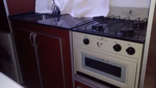 casa rodante pbarbus 450 1 eje simp/2018 p/ 4 a  6 personas