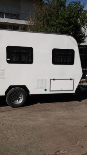 casa rodante pbarbus 450 1 eje simp/2020 p/ 4 a  6 personas