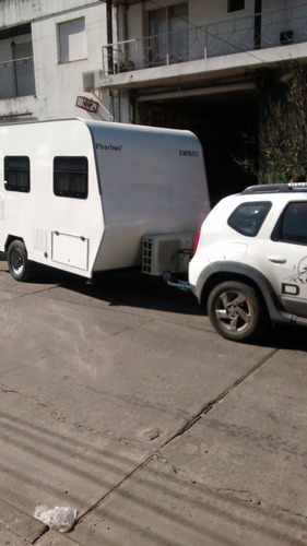 casa rodante pbarbus 450 /2017 p/ 4 a 6 personas