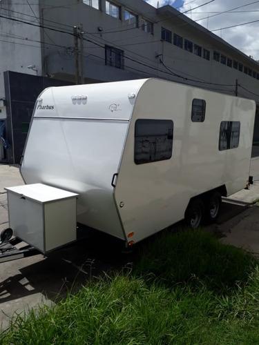 casa rodante pbarbus 490-2019 doble eje-frenos electricos