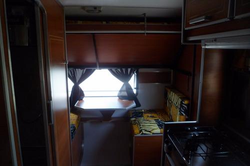 casa rodante san nicolas - 3,60 full