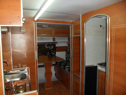 casa rodante san nicolas- 4 mts full