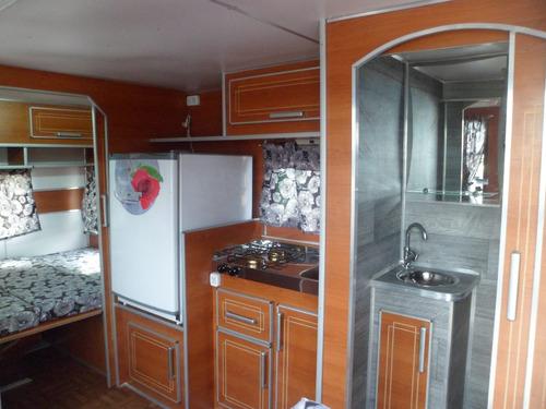 casa rodante san nicolas - 450 mts