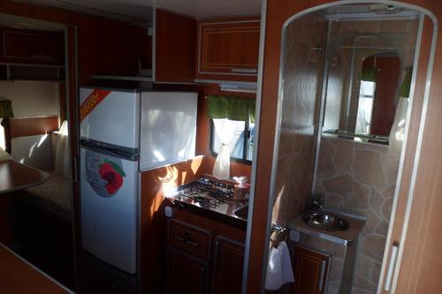casa rodante san nicolas- 4.50 mts full