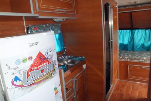 casa rodante san nicolas 4,50 mts nueva!