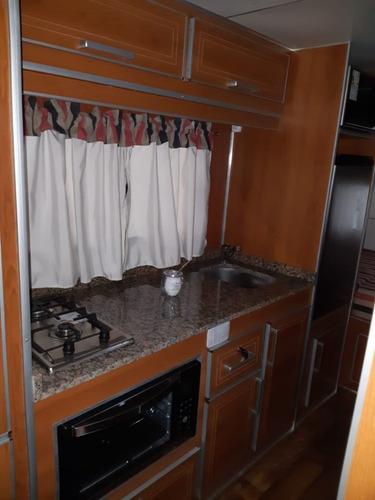 casa rodante san nicolas 4,60 mts para 4 personas full !!!