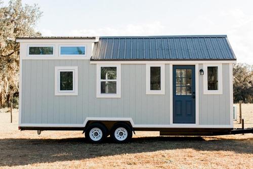 casa rodante tiny house / homologada / patentable