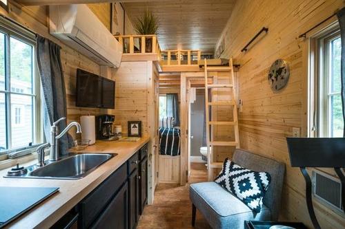 casa rodante tiny house, homologada / patentable legalmente.