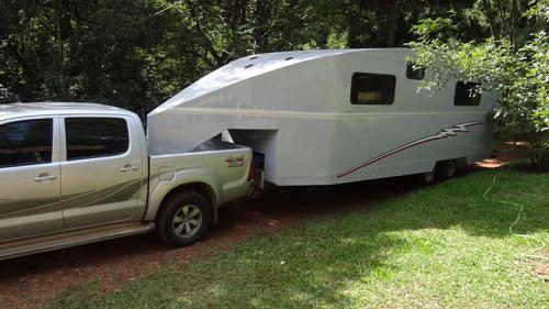 casa rodante trailer semirremolque