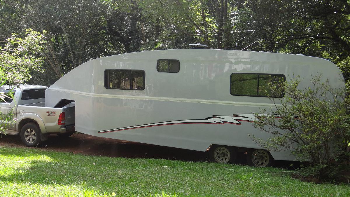 5e48502a9fd Casa Rodante Trailer Semirremolque Liquido!! - $ 900.000 en Mercado ...