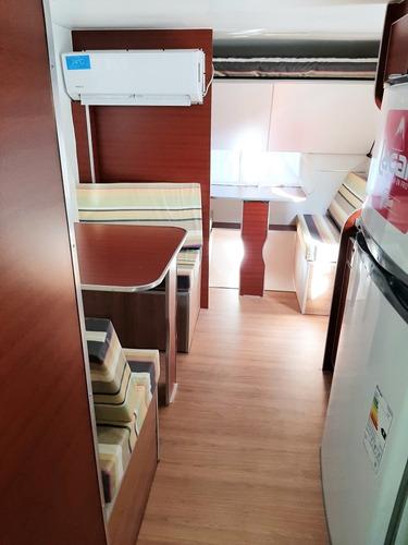 casa rodante turismar 570 diseño y calidad, doble eje full