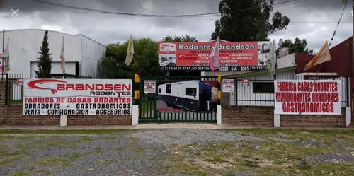 casa rodantes brandsen, obradores, gastronomicos, rural