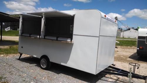 casa rodantes brandsen.trailer gastronomico 1 eje 450