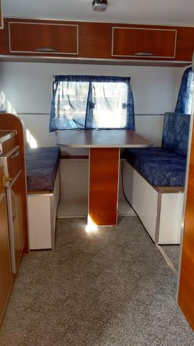 casa rodantes clasic 4 mts x 2 ancho