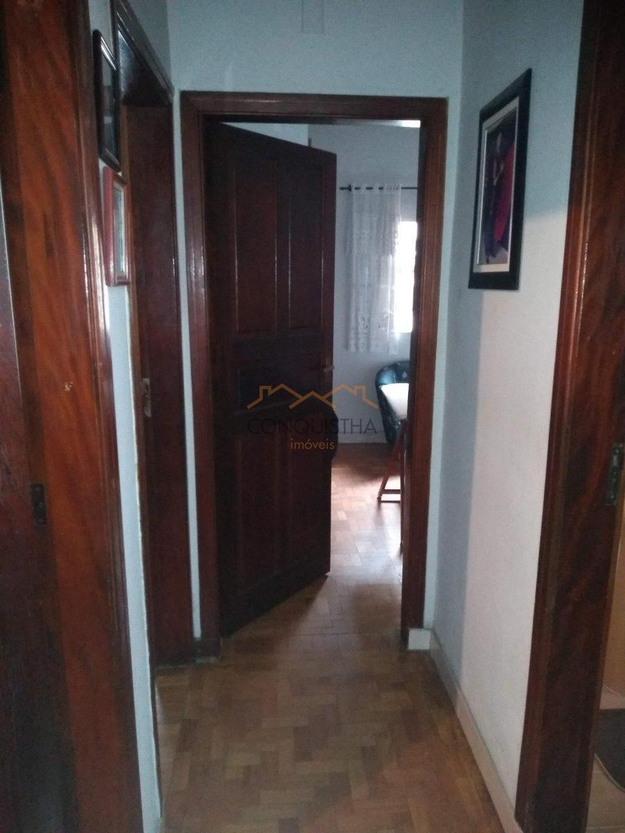 casa - rudge ramos - ref: 2607 - v-4791