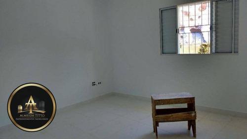 casa rural para locação, centro (barueri), barueri. - ca0706