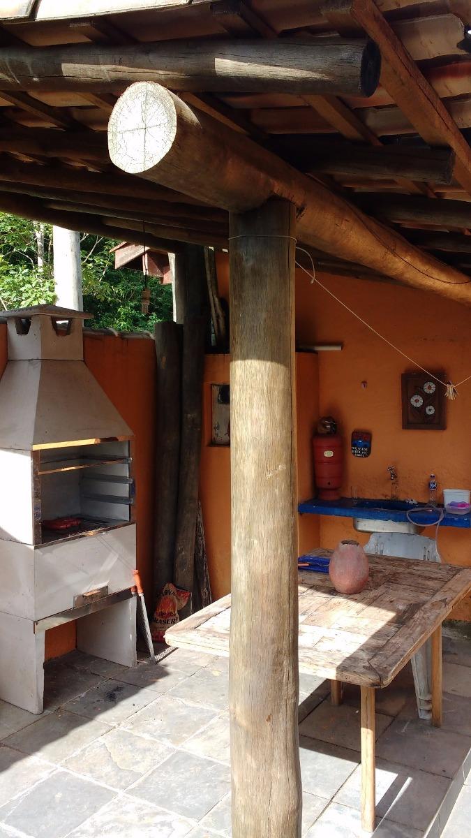 casa rústica paúba-sp  prx a maresias wifi ferias promocao
