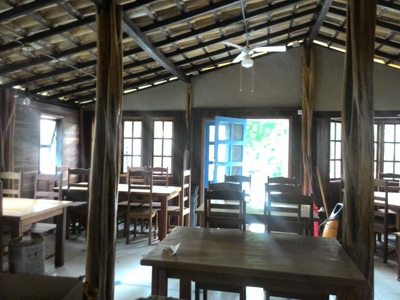 casa rústico com restaurante & pousada