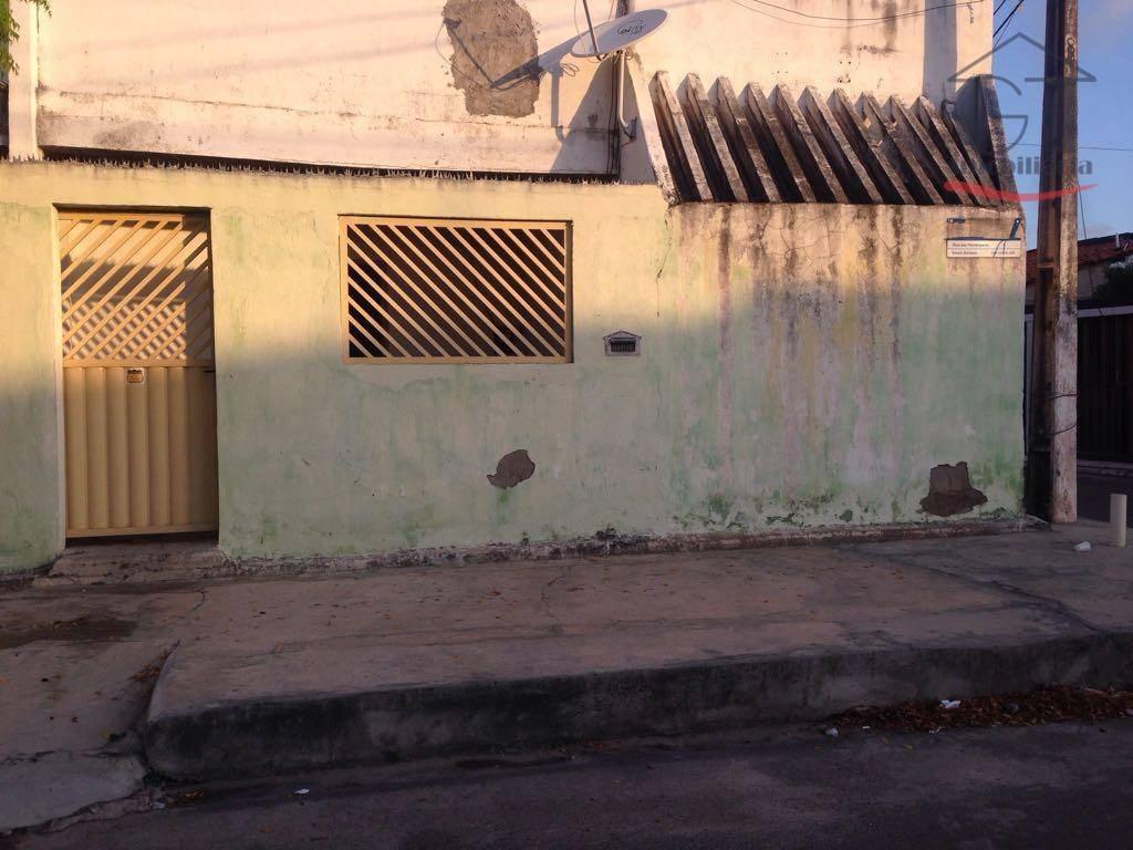 casa se esquina+kitnet a poucos metros do hospital primavera - ca0289