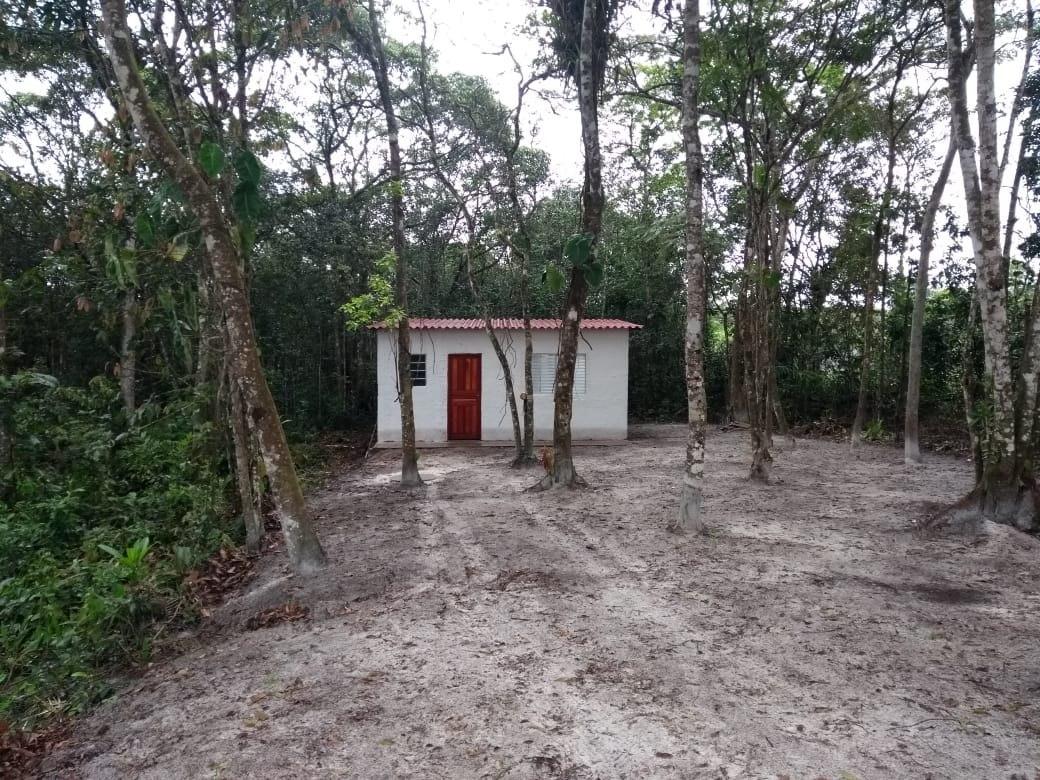 casa semi acabada em itanhaem - chacaras