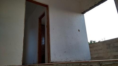 casa semi acabada em itanhaém, condição imperdível!!!